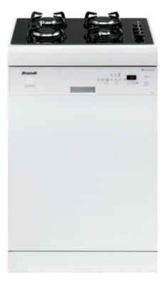 Lave vaisselle brandt dkh810 12 couverts table de cuisson - Combine lave vaisselle table de cuisson ...