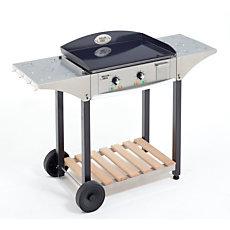 Plancha gaz roller grill 600 x 400 maill e 2 br leurs top plancha - Plancha roller grill pl 600 gaz ...