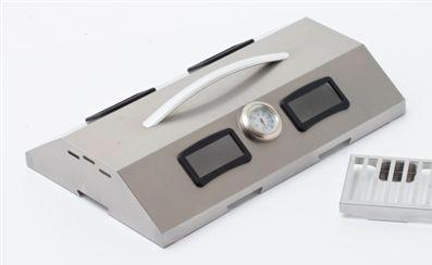 Cloche de cuisson ROLLER GRILL  pour plancha 600