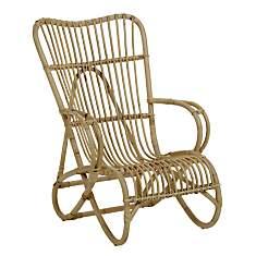 Recherche rotin camif for Recherche chaise longue