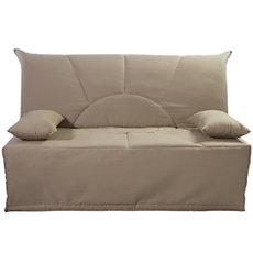 housse de bz soleil mastic gris. Black Bedroom Furniture Sets. Home Design Ideas