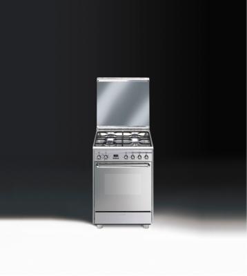 Cuisinière SMEG SCB60MX9 garantie 5 ans