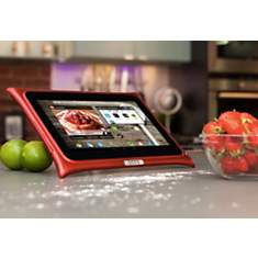 Tablette QooQ v3  Android rouge