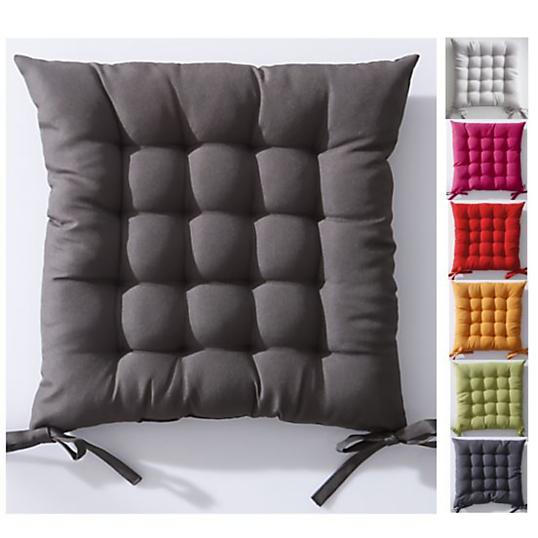 galette de chaise matelass e today tutti tempo. Black Bedroom Furniture Sets. Home Design Ideas