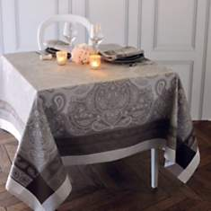 Linge de table antitache Pashmina  GARNI...