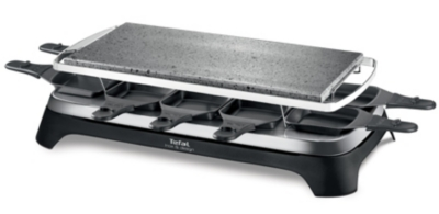 Pierrade Raclette TEFAL inox PR457812