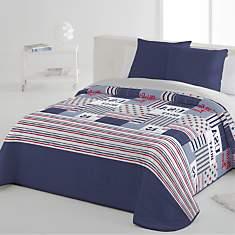 couvre lits et coussins enfant camif. Black Bedroom Furniture Sets. Home Design Ideas