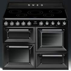 Piano de cuisson SMEG Victoria TR4110IBL