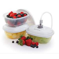 Pack Consommable FOODSAVER - 3 boîtes  a...