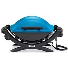 Barbecue électrique WEBER Q1400 Bleu