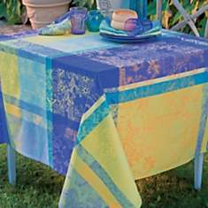 Linge de table Mille Patios GARNIER  THI...