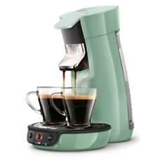 Machine à café Senséo PHILIPS - Vert  d'...