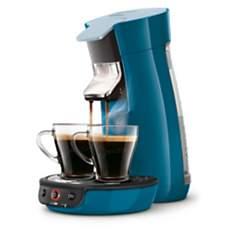 Machine à café Senséo PHILIPS - Bleu  ca...