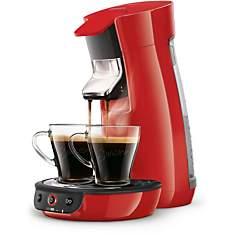Machine à café Senséo PHILIPS - Rouge   ...
