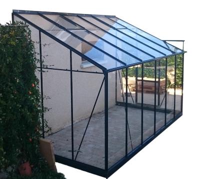 Image of Serre grise adossable 7.22 m² CHALET & JARDIN