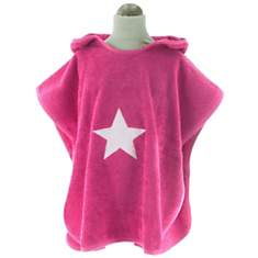 Poncho All Stars Girl
