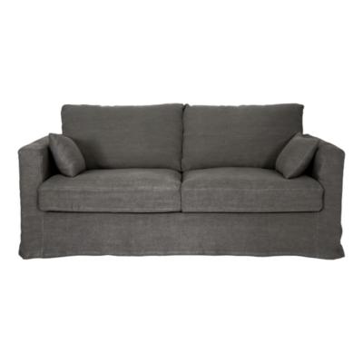Canapé lin épais Martigues Camif