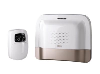 Pack transmetteur et détecteur vidéo  TYDOM VIDEO DELTA DORE