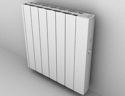 Radiateur mural 3G WiFi à inertie fluide DUCASA