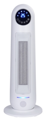 Radiateur soufflant céramique EWT avec haut parleur Bluetooth RB2M