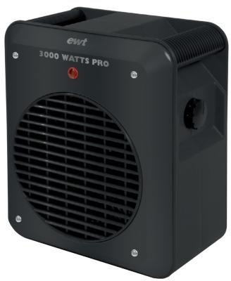 Radiateur d'appoint soufflant EWT CLIMA903TLS