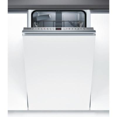 Lave vaisselle BOSCH SPV46IX01E Tout intégrable 45 cm