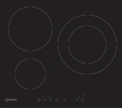 Table de cuisson INDESIT IVIA630LDCNEW