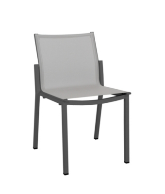 Lots de 4 Chaises empilable Amaka SEL LES JARDINS, Lot de 4 chaises empilables... par LeGuide.com Publicité