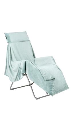 Plaid Relax Flocon 180 x 170 cm LAFUMA