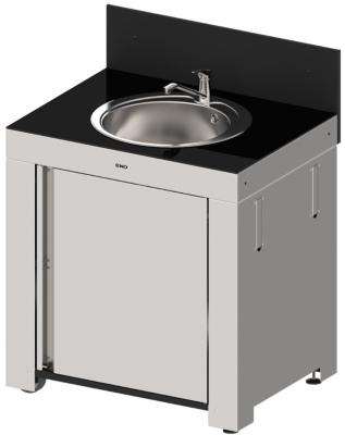 eno  Module évier pour cuisine d'extérieur en inox ENO, Module évier... par LeGuide.com Publicité