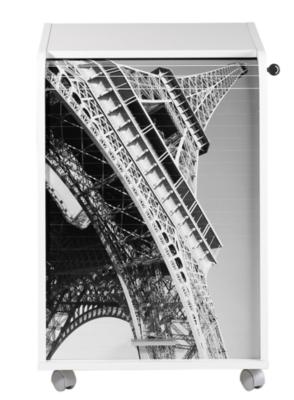 Caisson roulant Tour Eiffel