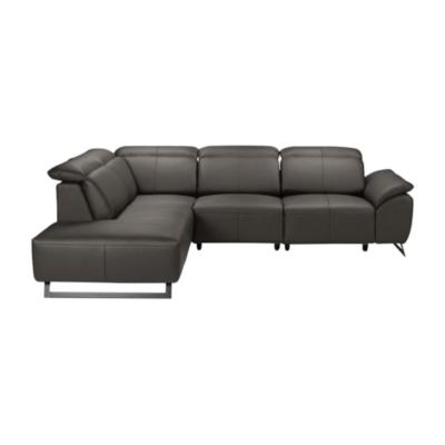 Canapé d'angle cuir Cody