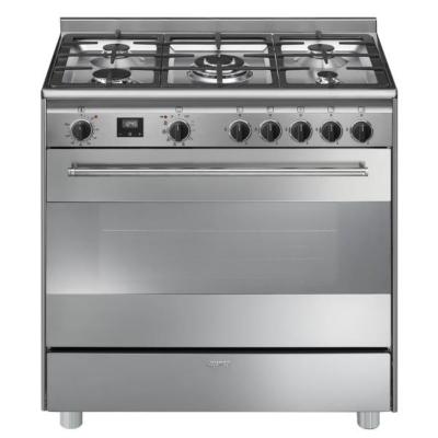 Piano de cuisson mixte SMEG BG91PX9-1 garanti 5 ans