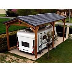 Abris de jardin et garages camif for Abri garage camping car