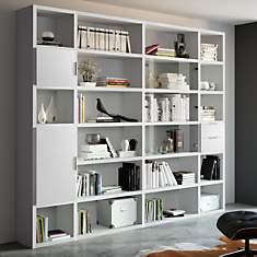 Composition bibliothèque Dalia