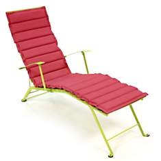 Lot de 2 coussins chaise longue FERMOB  ...