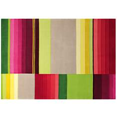 Tapis Block Pattern ESPRIT HOME