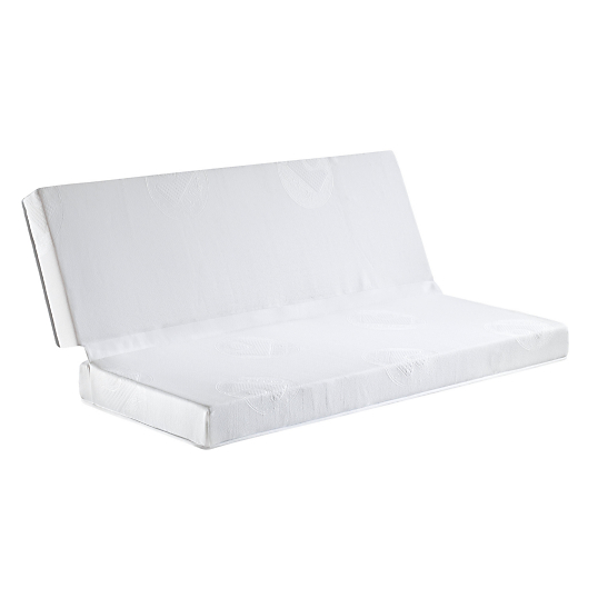 matelas banquette clic clac bultex 14 c m. Black Bedroom Furniture Sets. Home Design Ideas