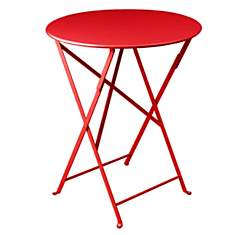 Table pliante ronde FERMOB Bistro,  2 pe...