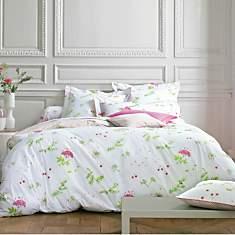 Parure de lit percale Bucolique Rose  BL...