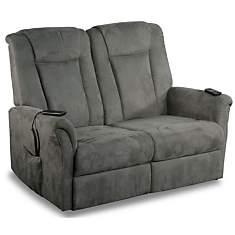 Canapé de relaxation électrique Cassy