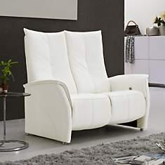 Canapé de relaxation manuel en cuir Cé...