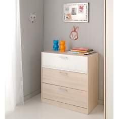 Commode 3 tiroirs Pierre