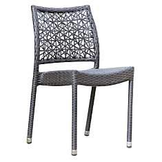 Lot de 2 chaises Coulon MEDICIS en  rési...
