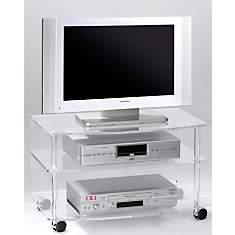 Meuble TV Cristaline Altuglas  incolore,...