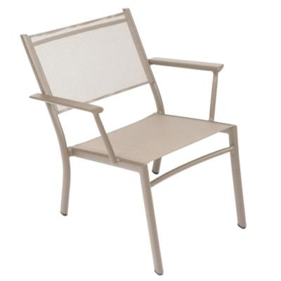 fermob  Lot de 2 fauteuils bas FERMOB COSTA, Structure aluminium. Sièges... par LeGuide.com Publicité