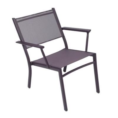 fermob  Lot de 2 fauteuils bas empilables FERMOB COSTA, coloris au choix,... par LeGuide.com Publicité