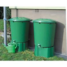 Kit 2 cuves cylindriques 510 litres  jum...