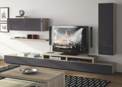 Meuble tv composition tv composition tv trouvez - Composition meuble tv ...