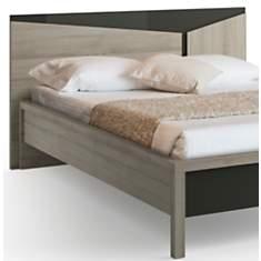 Tête de lit Delphy gris